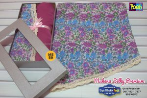 Mukena Silky Premium Poeti - MS59
