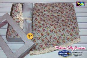 Mukena Silky Premium Poeti - MS61