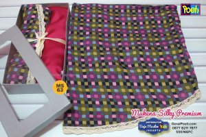 Mukena Silky Premium Poeti - MS63