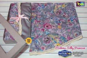 Mukena Silky Premium Poeti - MS65