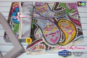 Mukena Silky Premium Poeti - MS66