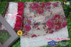 Mukena Silky Premium Poeti - MS70