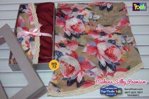 Mukena Silky Premium Poeti - MS73