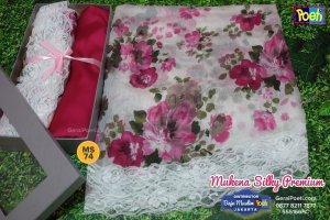 Mukena Silky Premium Poeti - MS74