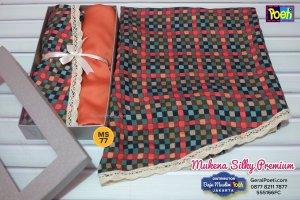 Mukena Silky Premium Poeti - MS77