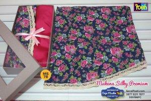 Mukena Silky Premium Poeti - MS78