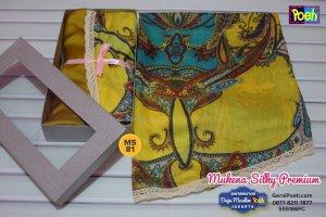 Mukena Silky Premium Poeti - MS81