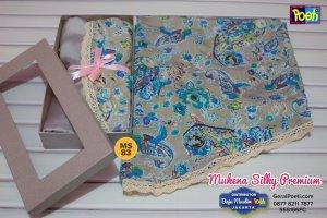 Mukena Silky Premium Poeti - MS83