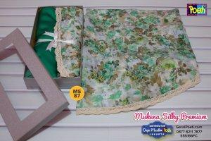 Mukena Silky Premium Poeti - MS87