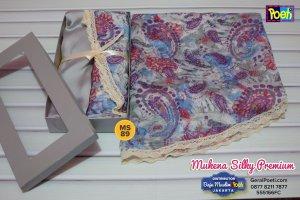 Mukena Silky Premium Poeti - MS89