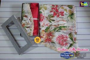 Mukena Silky Premium Poeti - MS91