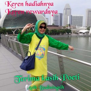 Agen Asih Merlion-trip reward poeti