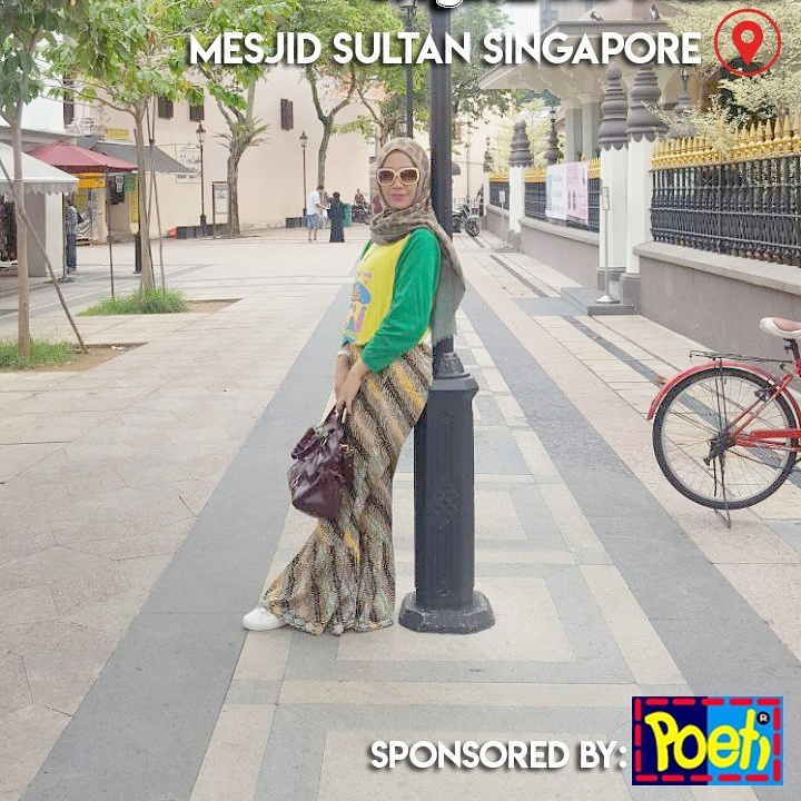 Agen Lena Mesjid Sultan-trip reward poeti