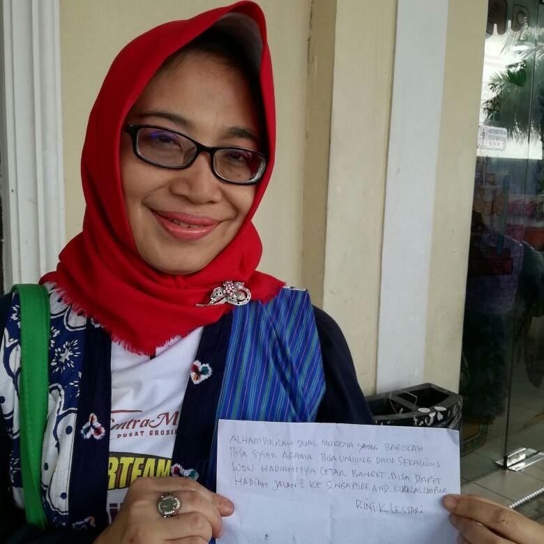 Agen Rini Kemayoran-trip reward poeti