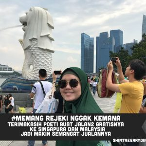 Agen Shinta Merlion-trip reward poeti