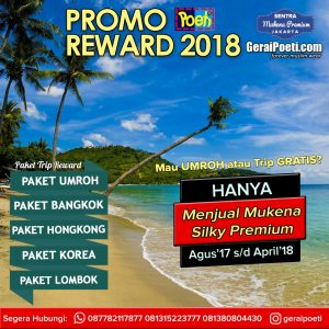 Paket Tour Reward Poeti ke Lombok