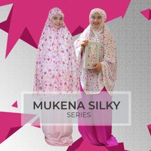 Mukena Silky Poeti