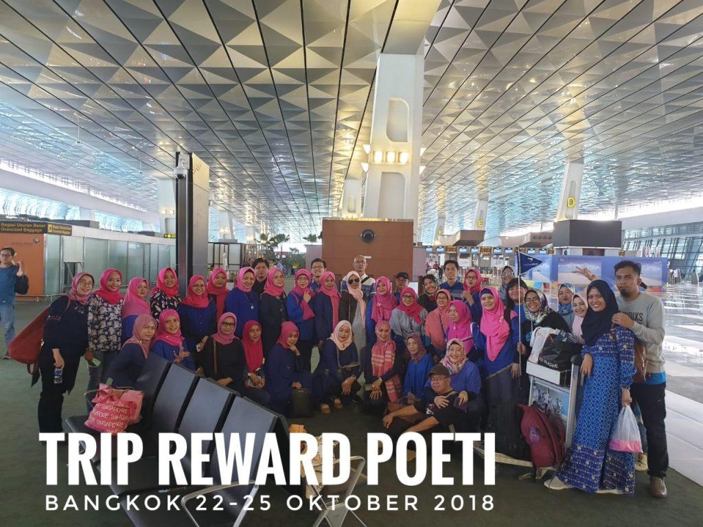 keberangkatan tim poeti ke bangkok 2018