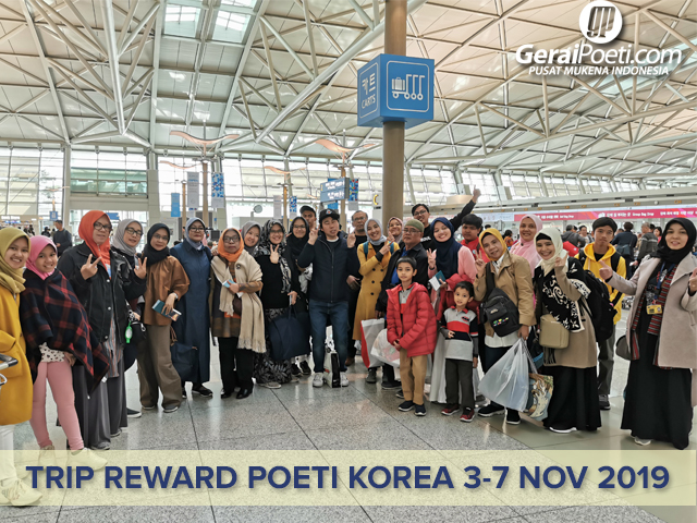 berpamitan dengan guide trip, goodbye Korea