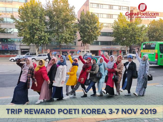 Poeti Tour SEOUL City